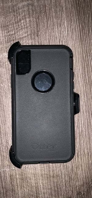 iPhone X/XS Otterbox Defenser Series Case for Sale in Evansville, IN