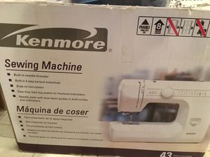 Kenmore sewing machine for Sale in Columbia, MD