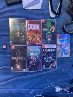 Switch Games for Sale in Seattle,  WA