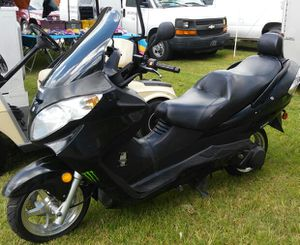 2008 YAMAHA 250cc AUTOMATIC for Sale in Lakeland, FL