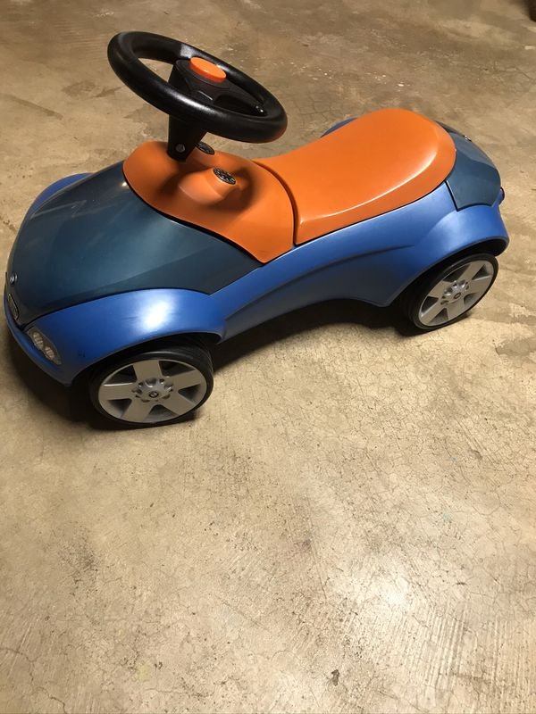BMW baby racer.