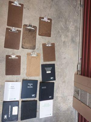 Binders clipboards for Sale in South Salt Lake, UT