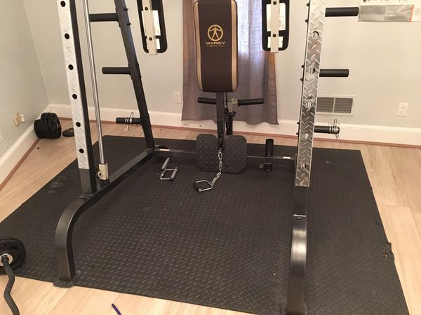 Marcy Smith Machine/ Cage System/ MD-9010G