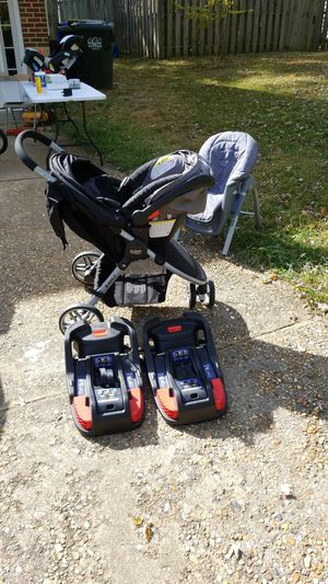 Britax Car seat and Stroller set for Sale in Alexandria, VA