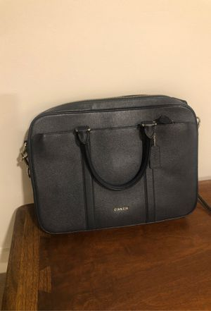 Coach briefcase for Sale in Philadelphia, PA