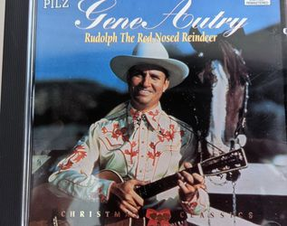 Gene Autry-Rudolph the Red Nosed Reindeer, Christmas Music CD for Sale in Berlin,  CT