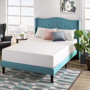 New Zinus Memory Foam 12 Inch Green Tea Mattress, Full size $149. Queen size $189, King size $249 for Sale in Columbus, OH