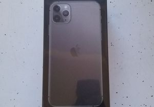 iPhone11 pro max unlocked for Sale in Marion, IL