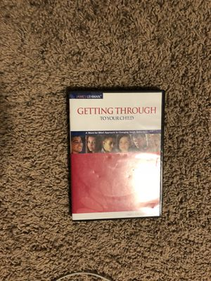 Getting through Self help dvd for trouble children for Sale in Wenatchee, WA