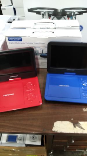 2 portable DVD players for Sale in Chino Hills, CA