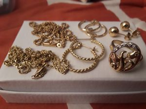 14k gold jewelry for Sale in San Francisco, CA