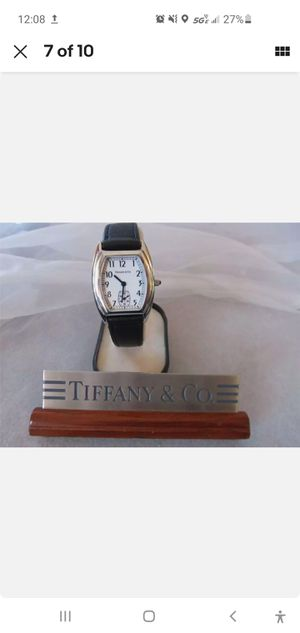 Vintage Classic Tiffany & Co. Watch for Sale in Tomball, TX