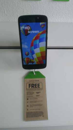 FREE MOTO E5 CRUISE WHEN YOU SWITCH TO CRICKET ON OUTRR UNLIMITED PLAN for Sale in Butte, MT
