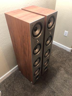 Polk Audio Monitor 70 Series II Floorstanding Loudspeakers (pair) for Sale in Phoenix, AZ