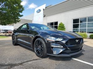 Ford Mustang GT 2020 black for Sale in Canton, OH