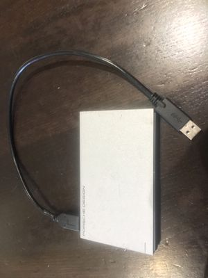 1TB LaCia Porsche Design Hard Drive for Sale in Irvine, CA