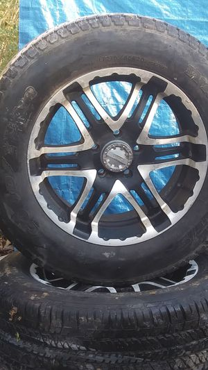 Rims n tires for Sale in Huntsville, AR
