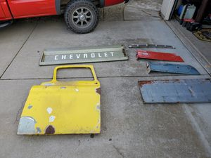 1955-59 chevy truck parts for Sale in Livermore, CA