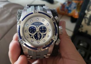 invicta watch for Sale in Riverside, CA