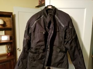 First gear motorcycle coat Xl perfect for Sale in OR, US