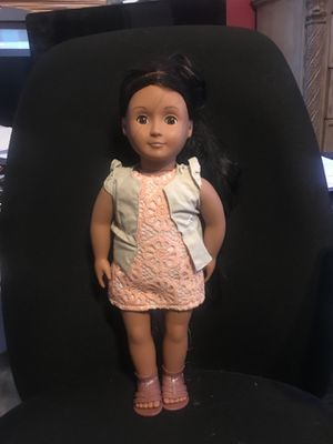 "Battat 18"" doll for Sale in Jessup, MD"