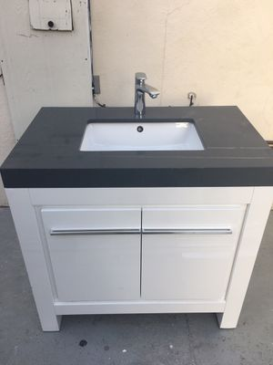 Kitchen sink and cabinet for Sale in San Leandro, CA