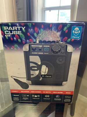 Party Cube and Black light for Sale in Clermont, FL