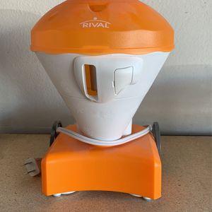 Rival Snow Cone Machine for Sale in Littlerock, CA