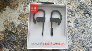 Beats by Dre Bluetooth Headphones Earbuds Bluetooth for Sale in Kent, WA