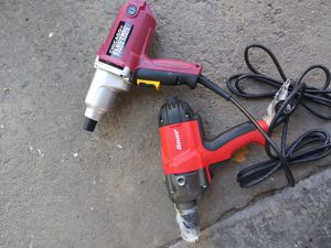 Impact wrench and power tool for Sale in Bakersfield, CA
