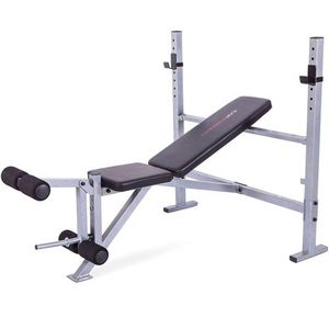 Brand new!!! Deluxe weight bench with leg attachment!!! for Sale in San Diego, CA