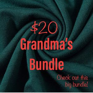 Bundle for grandma and her girl! for Sale in Madison, WI