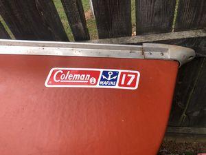 Coleman 17' canoe for Sale in Newnan, GA