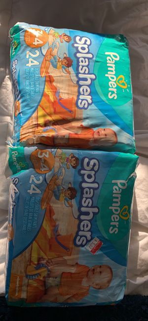 Pampers little swimmers for Sale in Perkasie, PA