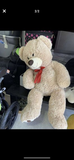 Teddy bear for Sale in Round Rock, TX