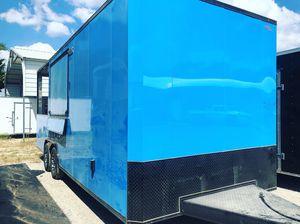 Bbq porch trailer 8.5x22 for Sale in DeSoto, TX
