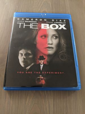 The Box BluRay for Sale in Culver City, CA