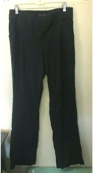 REKUCCI Black Stretch Pull On Dress Pants Boot Cut Women's Size 12 for Sale in Portland, OR