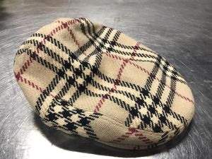 Authentic Burberry cabbie hat wool size medium for Sale for sale  Tyrone, GA