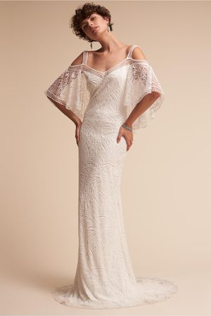 BHLDN Kenna Wedding Gown for Sale in Chicago, IL