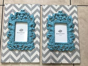 2 portrait frames from Hobby Lobby for Sale in Moreno Valley, CA