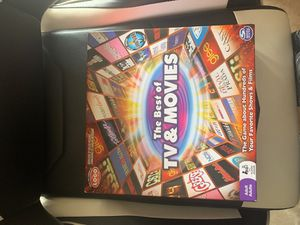 Best of TV Movies board game for Sale in Hialeah, FL
