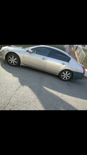 05 Nissan Maxima, Ready To Go!!!! for Sale in Washington, DC
