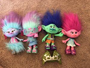 Trolls dolls for Sale in Aurora, CO