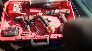 Milwaukee power tools for Sale in Modesto, CA