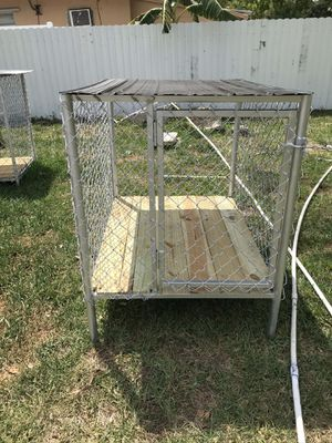 3x4 dog kennels for Sale in Hollywood, FL