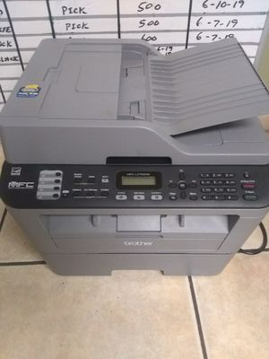 Brother All-N-One Printer, Copy and Fax for Sale in Eustis, FL