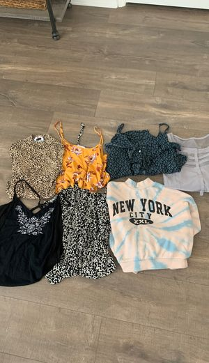 Girls -teen small clothes for Sale in Yucaipa, CA