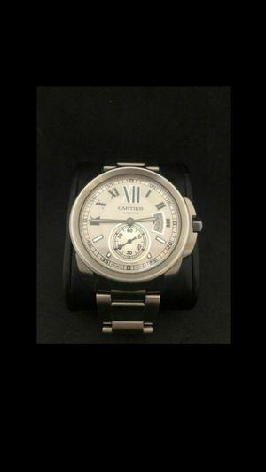 Cartier Calibre 3389 Automatic Men's Watch for Sale in Pompano Beach, FL
