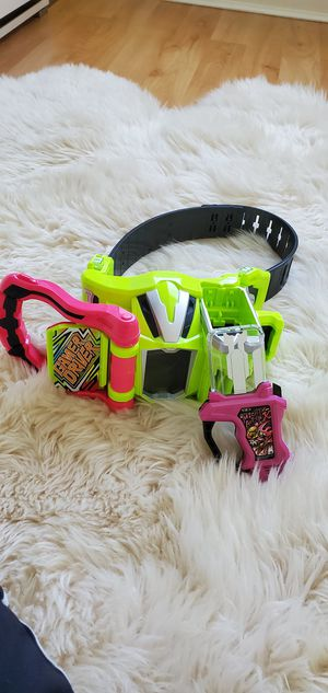 Kamen Rider Ex-Aid DX Gamer Driver for Sale in Holland, PA